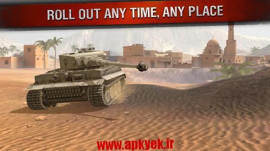 دانلود بازی حمله رعد آسا World of Tanks Blitz 2.3.0.139 اندروید