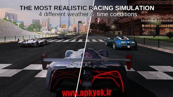 دانلود بازی جی تی رکینگ GT Racing 2: The Real Car Exp v1.5.3g اندروید
