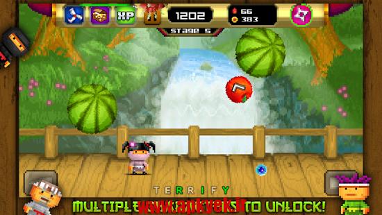 دانلود بازی نینجا 8bit Ninja v1.4.0 اندروید مود شده