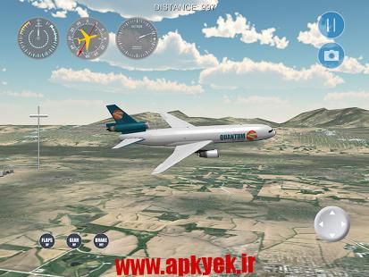 دانلود بازی هواپیما Airplane! 2 v1.1 اندروید