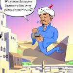 دانلود بازی شناخت شخصیت Akinator the Genie v3.4 build 62 اندروید