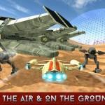 دانلود بازی ﺁﻟﻔﺎ ﺍﺳﮑﺎﺩﺭﺍﻥ Alpha Squadron 2 v1.01 اندروید مود شده