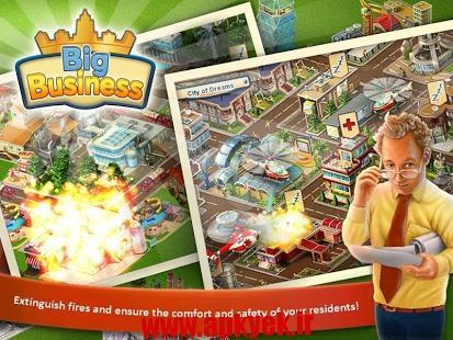 دانلود بازی کسب و کار بزرگ Big Business Deluxe v2.0.2 اندروید
