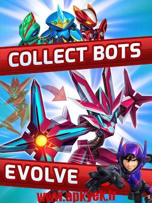 دانلود بازی قهرمان بزرگ Big Hero 6 Bot Fight v2.6.7 اندروید