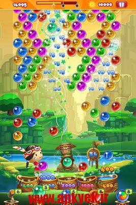دانلود بازی اژدها میان حباب ها Bubble Dragon Shooter HD v1.0.2 اندروید