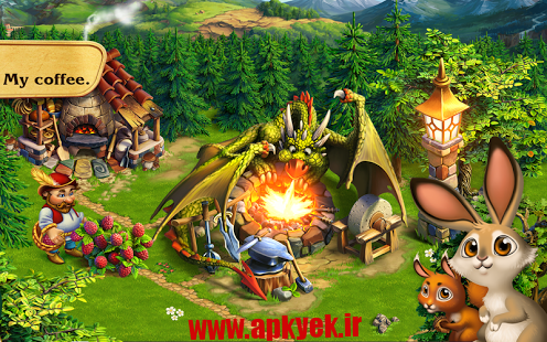 دانلود بازی ساخت پادشاهی Build a Kingdom 1.5.0 اندروید