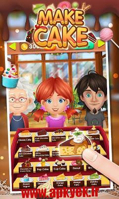 دانلود بازی پخت کیک Cake Maker 2-Cooking game v2.0.1 اندروید