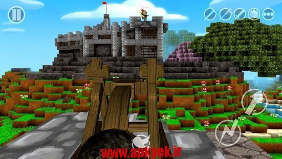 دانلود بازی Castle Crafter v1.0 اندروید