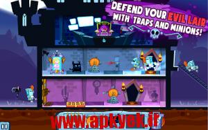 دانلود بازی کستل دومند Castle Doombad v2.0 اندروید