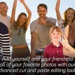 دانلود نرمافزار کپی پیست عکس Cut Paste Photos v3.3 اندروید