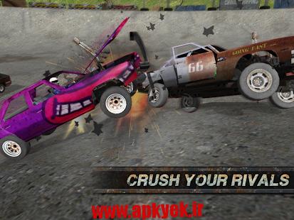 دانلود بازی تخریب ماشین Demolition Derby: Crash Racing 1.2.0 اندروید
