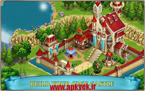 دانلود بازی پادشاه پری Fairy Kingdom HD v1.6.5 اندروید مود شده