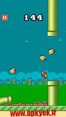 دانلود بازی اردک های بی حس Flappy Crush 2.02 اندروید مود شده