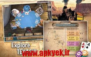 دانلود بازی پوکر فرمانده Governor of Poker 2 Premium v1.2.32 اندروید