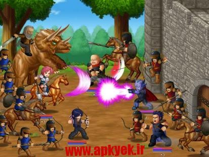 دانلود بازی جنگنده قهرمان Hero Fighter X v1.04 اندروید