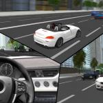 دانلود بازی مسابقه در بزرگراه Highway Racer v1.02 اندروید