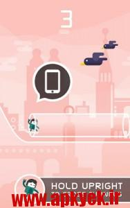 دانلود بازی رایدر شناور HoverRider v1.0.0 اندروید آنلاک شده