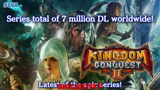 دانلود بازی نبرد همه جانبه Kingdom ConquestII v1.4.13.0 اندروید
