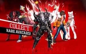 دانلود بازی شورش Kritika: Chaos Unleashed v2.15.3 اندروید