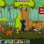 دانلود بازی Lumberwhack: Defend the Wild v3.2.0 اندروید مود شده