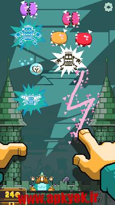 دانلود بازی استخدام جادوگر Magic Touch: Wizard for Hire v1.4 اندروید