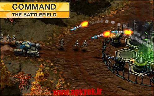 دانلود بازی فرماندهی مدرن Modern Command v1.8.0 اندروید مود شده