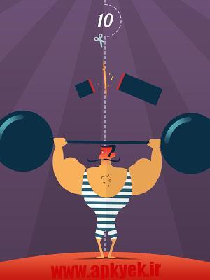 دانلود بازی مرد عضلانی Mr. Muscle v1.2.5 اندروید