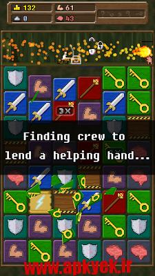 دانلود بازی مبارزه قایق You Must Build A Boat v1.0.1657 اندروید مود شده