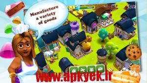 دانلود بازی مزرعه من My Free Farm 2 v1.0.2 اندروید