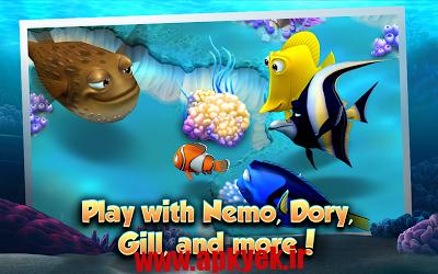 دانلود بازی نمو Nemo's Reef v1.8.0 اندروید