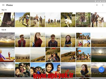دانلود نرمافزار ویرایشگر عکس Photos v1.1.0.96252895 اندروید