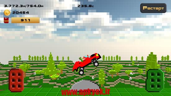 دانلود بازی پیکسلی Pixy Route 99 1.8 اندروید