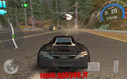 دانلود بازی مسابقات زمینی Racer UNDERGROUND 1.22 اندروید مود شده