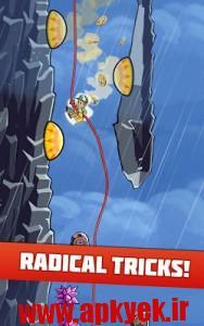 دانلود بازی رادیکال Radical Rappelling v1.7.0.1120 اندروید