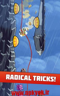 دانلود بازی رادیکال Radical Rappelling v1.7.0.1120 اندروید