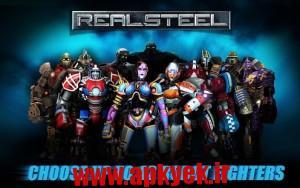دانلود بازی مبارزه فولادی Real Steel HD v1.24.3 اندروید