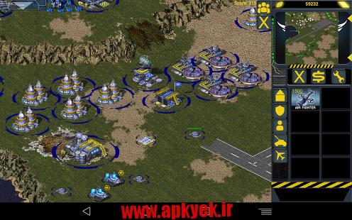 دانلود بازی اکشن RedSun RTS v1.0.384 اندروید