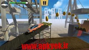 دانلود بازی حرکات نمایشی با ماشین Stunt Car Challenge 3 v1.01 اندروید مود شده