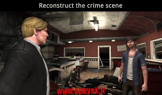 دانلود بازی ردپا قاتل The Trace: Murder Mystery v1.5.2 اندروید