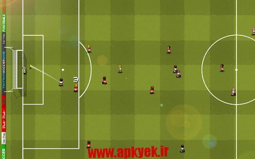 دانلود بازی فوتبال تکی تاکا Tiki Taka Soccer 1.0.01.005 اندروید مود شده