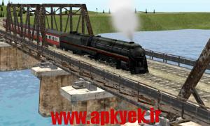 دانلود بازی شبیه ساز قطار Train Sim Pro 3.4.0 اندروید