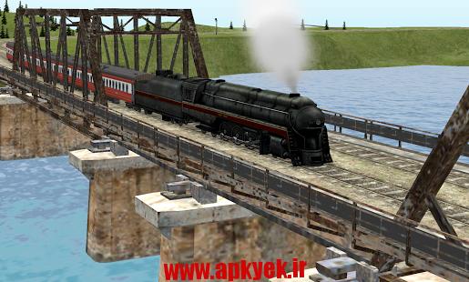 دانلود بازی شبیه ساز قطار Train Sim Pro 3.4.4 اندروید