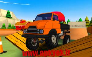 دانلود بازی کامیون Truck Trials 2: Farm House 4×4 v1.01 اندروید