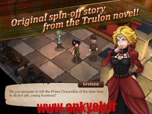 دانلود بازی Trulon – The Shadow Engine v1.0.1 اندروید