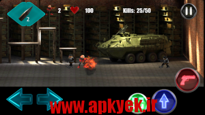 دانلود بازی تیر اندازی ارواح Undead Shooter v1.0 اندروید مود شده
