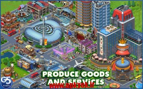 دانلود بازی شهر مجازی Virtual City Playground v1.16 اندروید