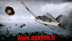دانلود بازی جنگ تندر War Thunder v1.49.10.27 اندروید گرافیک فوق العاده بالا