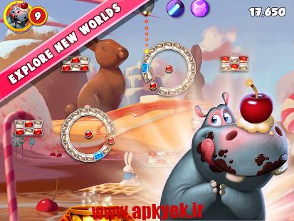 دانلود بازی Wonderball Heroes v1.10 اندروید