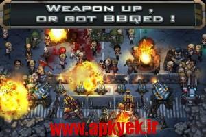 دانلود بازی زامبی های خطرناک Zombie Evil 2 v1.0.8 اندروید