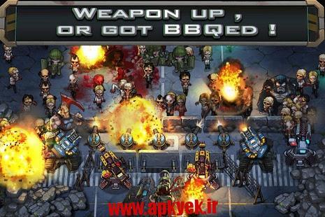 دانلود بازی زامبی های خطرناک Zombie Evil 2 1.18 اندروید